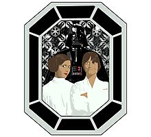 Star Wars - A Family Portrait Photographic Print