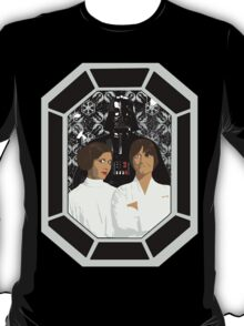 Star Wars - A Family Portrait T-Shirt