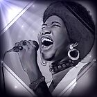 Aretha Franklin  by themighty