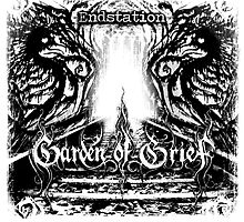 ENDSTATION cover artwork by gardenofgrief