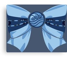 Sailor Water Tribe Canvas Print