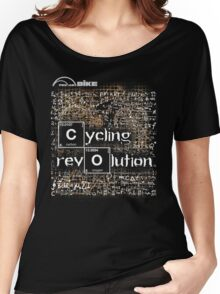 Cycling T Shirt - Cycling Revolution Women's Relaxed Fit T-Shirt