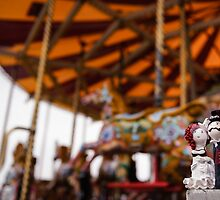 The Steampunk Carousel  by Jen Porter