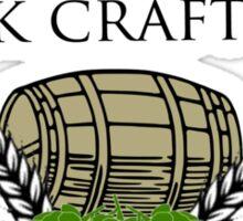 Real women drink craft beer                      Sticker