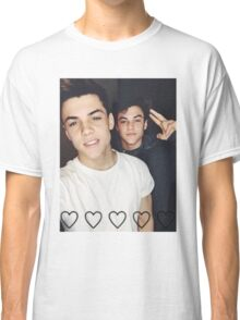 the dolan twins Classic T-Shirt