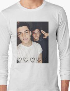 the dolan twins Long Sleeve T-Shirt