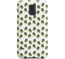 Broccoli wallpaper Samsung Galaxy Case/Skin