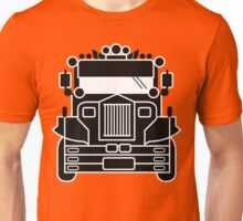 Philippines Jeepney Ride by AiReal Apparel Unisex T-Shirt