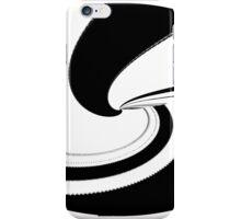 It's Black & White Phone Case iPhone Case/Skin