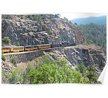 Narrow Gauge RR, Colorado Poster