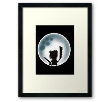 Chibi BloodBorne Framed Print