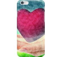 ART TO HEART 50% of profits goes to Relief For Japan http://donate-japan.com/ iPhone Case/Skin
