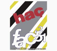 THE HACIENDA FAC51 shirt design 2 by Shaina Karasik