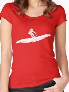 Nausicaä Women's Fitted Scoop T-Shirt