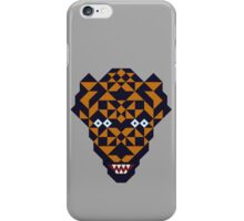 Mutant tiger iPhone Case/Skin