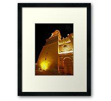 ©MS Catedral De Morelia IIIA Framed Print