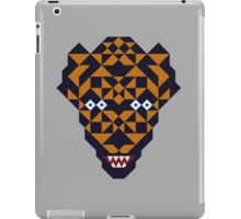 Mutant tiger iPad Case/Skin