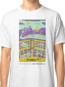View of the World Classic T-Shirt
