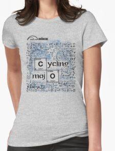 Cycling T Shirt - Cycling Mojo Womens Fitted T-Shirt