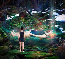 Sleeping Self by Tatjana Blank
