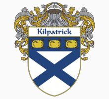 Kilpatrick Coat of Arms/Family Crest Kids Clothes