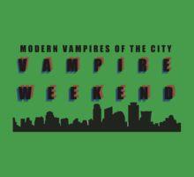 Vampire Weekend Band Shirt Baby Tee