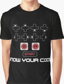 Know Your Code Graphic T-Shirt