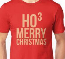 HO³ , Merry Christmas! Unisex T-Shirt
