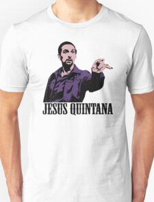 Jesus Quintana The Big Lebowski T shirt T-Shirt