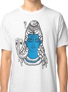 LORD SHIVA, YOGIN GOD Classic T-Shirt