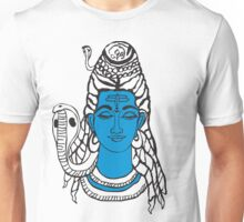 LORD SHIVA, YOGIN GOD Unisex T-Shirt
