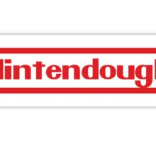 Nintendough (parody) Sticker