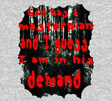 blink-182 - God Has A Masterplan Unisex T-Shirt