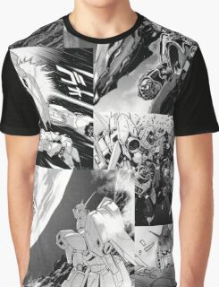 Mecha addicted Graphic T-Shirt