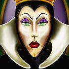 Snow Whites Evil Mother by Topher Adam by TopherAdam