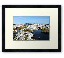 Nova Scotia  Framed Print