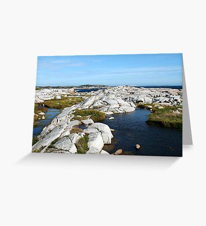 Nova Scotia  Greeting Card