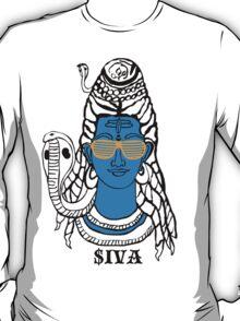 LORD SHIVA, COSMIC ROCKSTAR T-Shirt