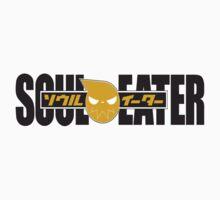 Soul Eater Logo by DanceCommander