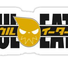 Soul Eater Logo Sticker