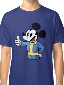 Thumbs up Mickey Classic T-Shirt