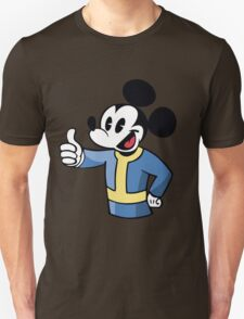 Thumbs up Mickey Unisex T-Shirt