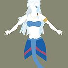 Princess Kida from Atlantis Disney by awiec