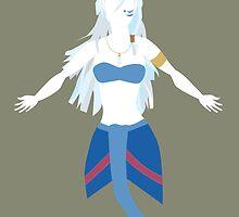 Princess Kida from Atlantis Disney by awiec