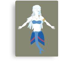 Princess Kida from Atlantis Disney Canvas Print
