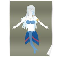 Princess Kida from Atlantis Disney Poster