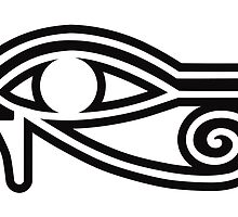Eye_of_Horus by auraclover