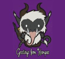 Greetings from Krampus T-Shirt