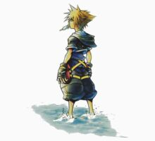 Sora In The Sea by dysenterygary