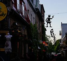 Capricious Quebec City Public Art by Georgia Mizuleva